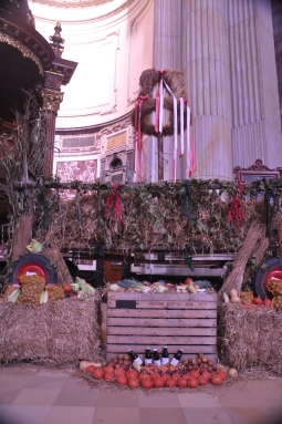 Harvest offering