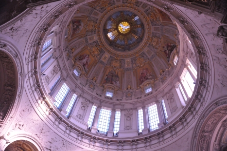 Inside the Berliner Dom